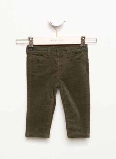 DeFacto Erkek Bebek Pantolon Haki